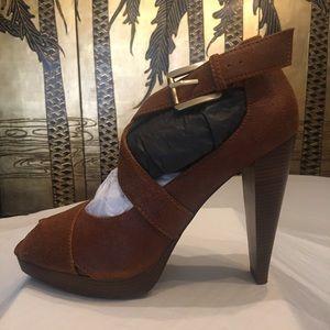 Michael Kors Leather Heels